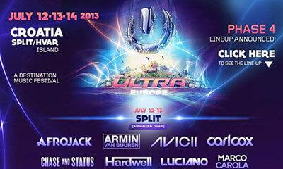 Ultra 2013 Flyer