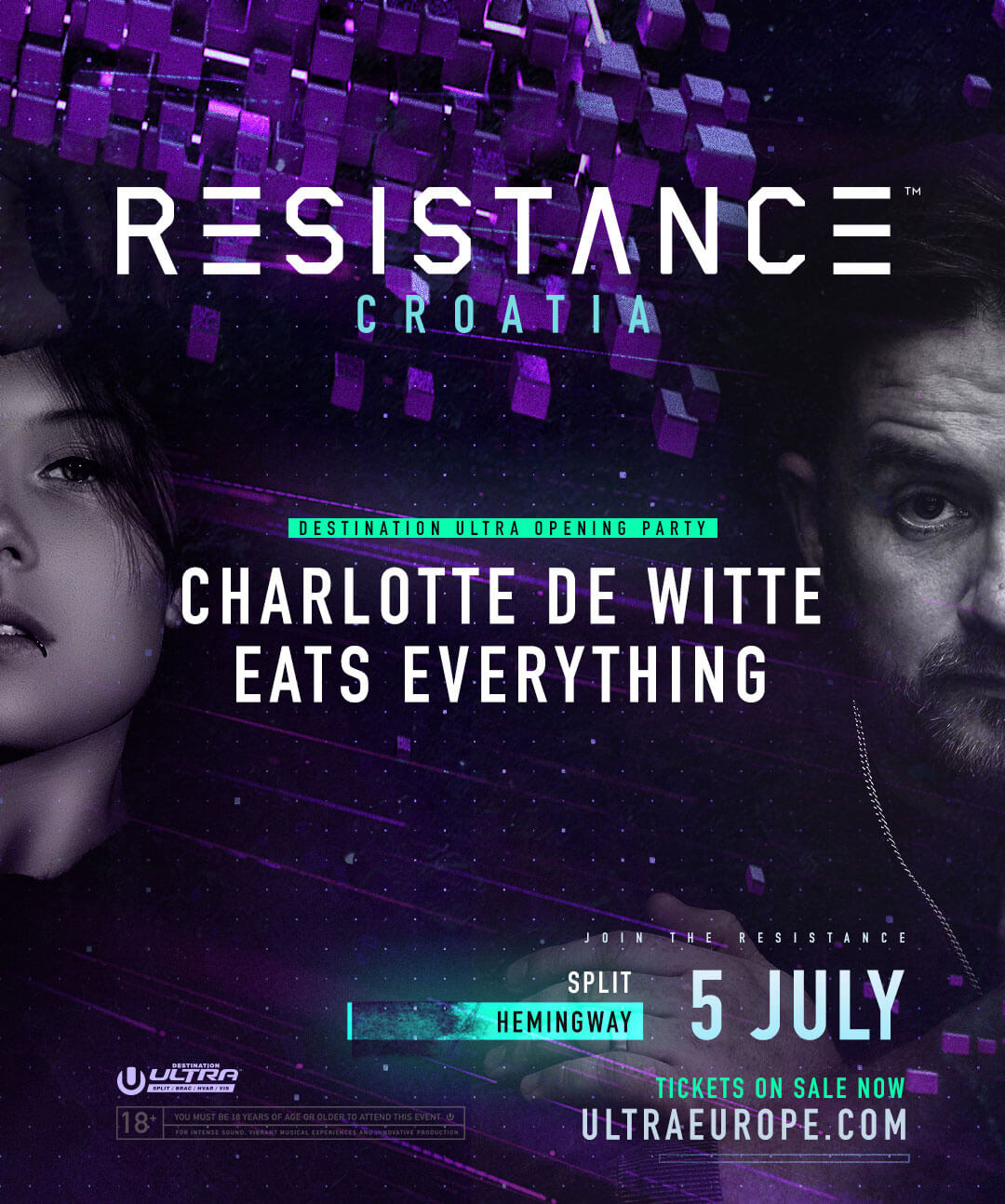 RESISTANCE Croatia – Destination Ultra Opening Party