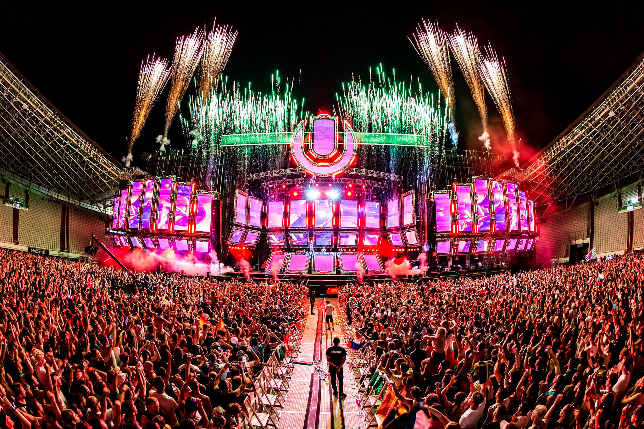 Ultra Europe Event Photo