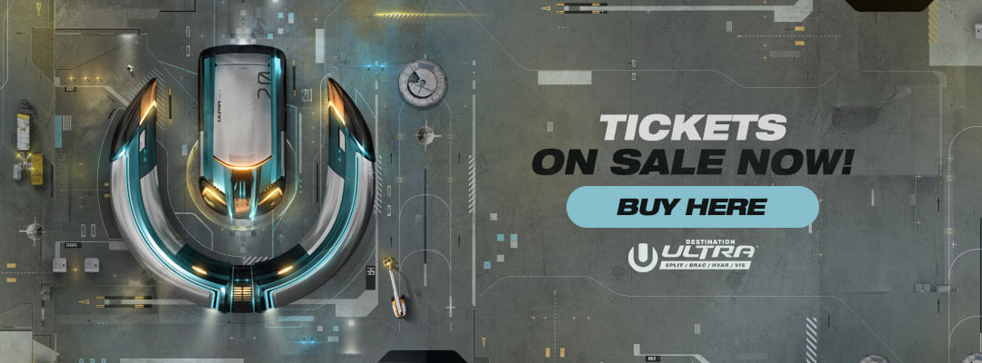 Buy Tickets for Ultra Europe 2020