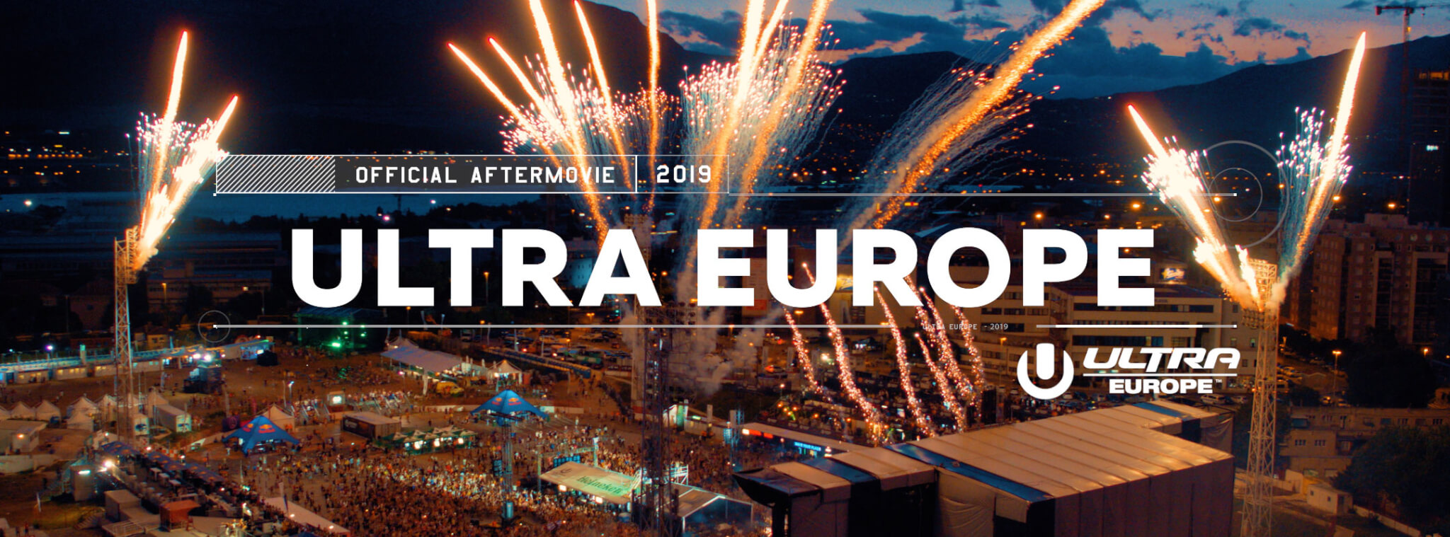 Watch the Ultra Europe 2019 Aftermovie